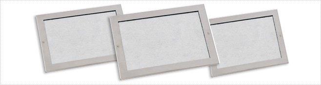 metal elevator certificate frames