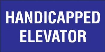 Medical Amp Handicap Signage